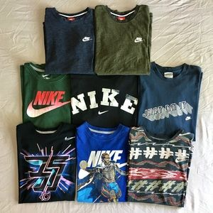 Bundle Of Nike Men's T-Shirts